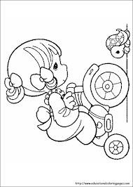 precious moments coloring pages free for