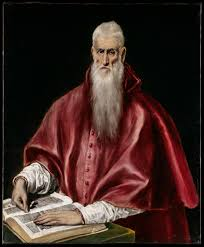 Blind Man At Bethsaida El Greco Domenikos Theotokopoulos Christ Healing The Blind