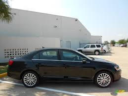 jetta volkswagen 2012 black 2012 volkswagen jetta sel sedan exterior photo 53137403