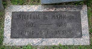 Princeton Cemetery I Told You I Was Sick U0027 And More Quirky N J Headstones Nj Com