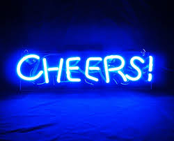 cheers beer bar neon sign led neon light for home bedroom decor