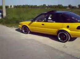 toyota corolla hatchback 1991 toyota corolla e9 liftback 1991