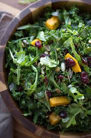 savory autumn harvest salad