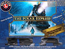 polar express set for tree lights