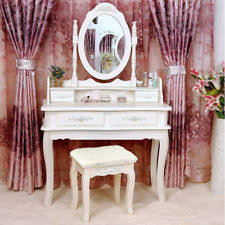 Jewelry Vanity Table White Vanities And Makeup Tables Ebay