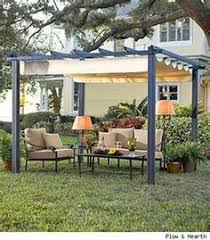 Covered Pergola Plans Porch Pergola Plans Outdoor Plans And Projects Woodarchivist