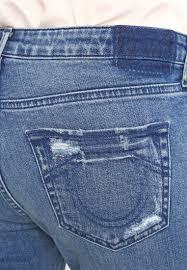 Kaufen Kaufen True Religion Cora Jeans Straight Leg Gypset Blue Damen