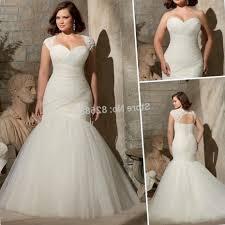 wedding dresses for plus size brides plus size ivory wedding dresses pluslook eu collection