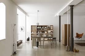 bulthaup b2 the apartment forms part of an old industrial complex and uses an open plan living structure when deciding to design a kitchen using an elemental use of