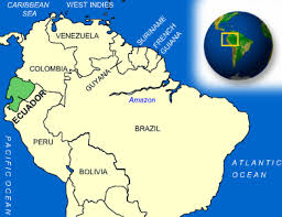 Ecuador On World Map by Ecuador Facts Culture Recipes Language Government Eating
