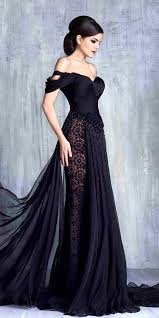 black dresses wedding black wedding dresses best 25 black wedding dresses ideas on
