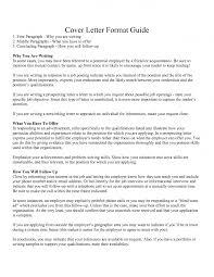 Application Letter Inside Address Closings For Cover Letters