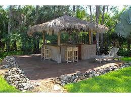 Best Tiki Bars Images On Pinterest Tiki Bars Backyard Ideas - Tiki backyard designs