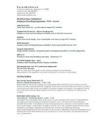 Merchandiser Resume Sample by K A R E N M C K E N N A Current Resume