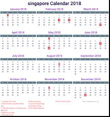 Kalender 2018 Hari Raya Puasa Singapore Calendar 2018 2 Newspictures Xyz