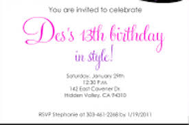free printable 13th birthday party invitations 4k wallpapers