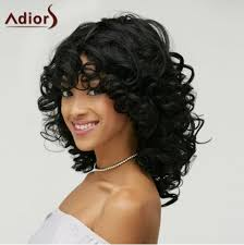 wigs for 50 plus women wigs for black women free shipping discount and cheap sale