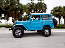 toyota ww toyota fj40 for sale the fj company land cruiser restoration