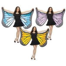 halloween angel wings soft butterfly fairy wings accessories u0026 makeup