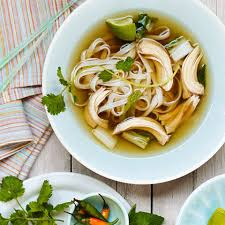 cuisine pho cooker chicken pho recipe eatingwell