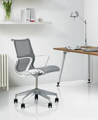 herman miller setu chair office furniture scene