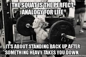 Squat Meme - the squat is the perfect analogy for life sikhnet