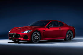 maserati granturismo red maserati granturismo refreshed and restyled for 2018 auto express