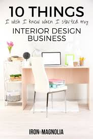 How To Start An Interior Design Business | interior decoration business