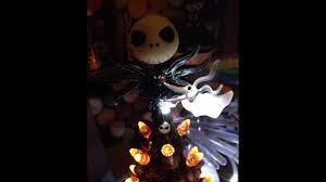 sold nightmare before christmas tree artist made halloween tree 2