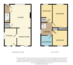 Estate Agent Floor Plan Software 3 Bedroom Semi Detached House For Sale In Rowlandsrise Puriton