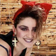 hairstyles in 1983 madonna s changing looks instyle com