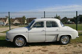 1958 renault dauphine description du véhicule renault dauphine encyclopédie automobile