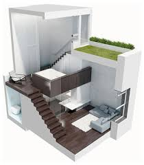 micro home design super tiny apartment of 18 square meters apartment archives the tiny life