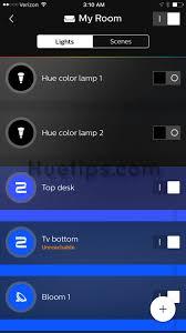 philips hue light unreachable how to use hue scenes hue tips