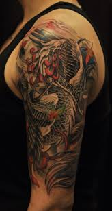 109 best phoenix tattoos for men rise from the flames fine