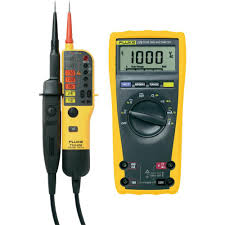 handheld multimeter digital fluke 117 calibrated to manufacturer