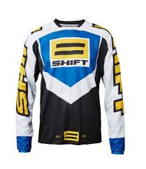 red bull motocross jersey shift mx white label 20th anniversary se mens motocross jerseys