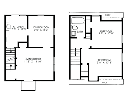 small floor plan small bungalow house floor plans best design modern two story houses