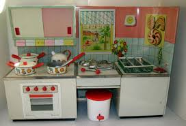 Pretend Kitchen Furniture Tracy U0027s Toys And Some Other Stuff 1950s German Kitchen Playset