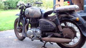 story of super rare honda dream from 1956 and other bikes