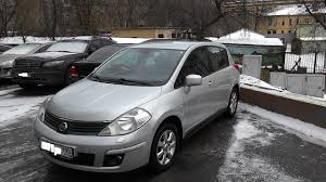 Nissan Tiida 2008 1 6 литр отзыв о Nissan Tiida хэтчбек