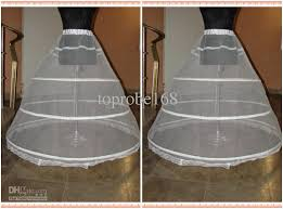 wedding dress hoop crinoline petticoat 3 hoop wedding skirt wedding dresses bridal