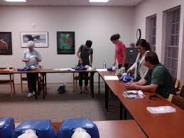 five complete community cpr training class
