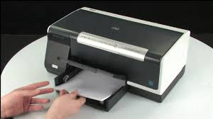 fixing paper pick up issues hp officejet pro k5400 printer youtube