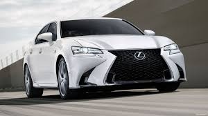 gsf lexus 2014 2016 lexus gs350 f sport model year changes u2013 north park lexus at