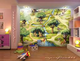 map of the hundred acre woods winnie the pooh disney wall mural map of the hundred acre woods winnie the pooh disney wall mural kids