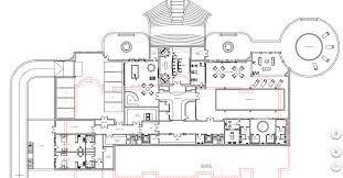 Floor Plan Of White House Lower Recreation Floor Plan Of A 56 000 Square Foot Home By