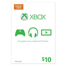 xbox gift cards 10 xbox gift card digital code