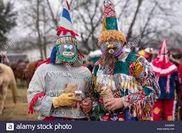 traditional mardi gras costumes celebrant wear traditional cajun mardi gras masks and costumes