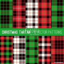 christmas pattern red green christmas tartan plaid patterns red green white and black tartan